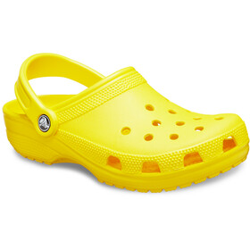Crocs Classic Clogs, lemon